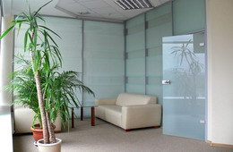 System der Bürotrennwände ALT110