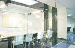 ALT115 full-glass partition wall system
