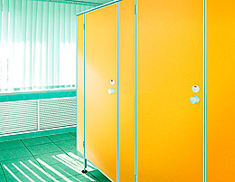 ALT118 light partition wall system