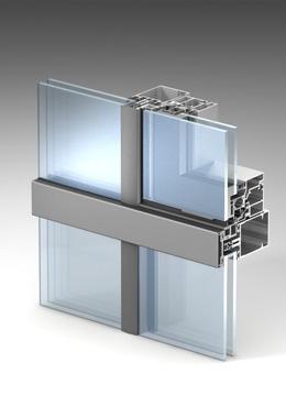 Vitrage semi-structural ALT F50 HL