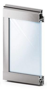 Panneau avec insertion acrylique de 14 mm
