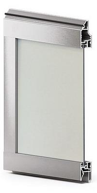 Panneau avec insertion composite de 3 mm
