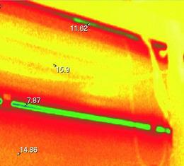 Enregistrement de téléthermomètre